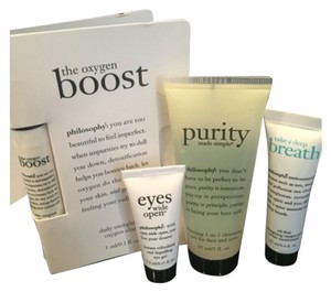 Philosophy Clear Skin Kit