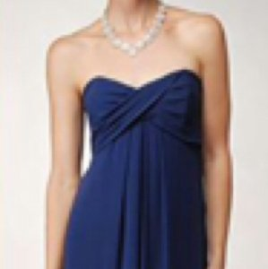 Nicole Miller Bridal Navy Dress