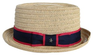 Original Penguin by Munsingwear Troubadour Straw Hat - Original Penguin