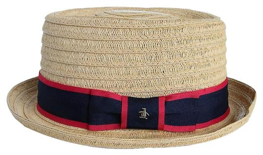 Preload https://item5.tradesy.com/images/original-penguin-by-munsingwear-troubadour-straw-hat-original-penguin-1117589-0-1.jpg?width=440&height=440