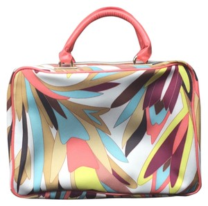 Missoni for Target Make-up Makeup Toiletries Case Multicolor Travel Bag