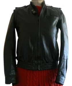 Avant Garde Leather Jacket