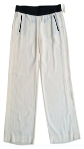Rag & Bone Jogger Straight Leg Straight Pants CREAM