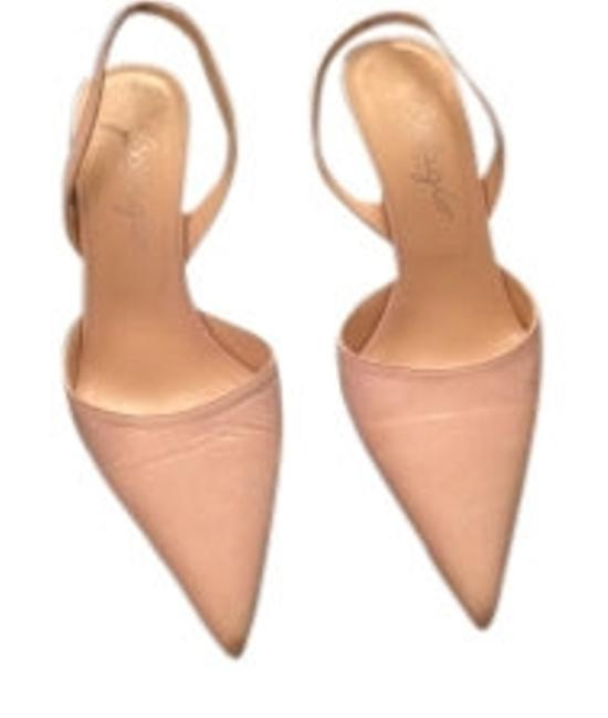 Item - Pale Pink Pumps Size US 7 Regular (M, B)