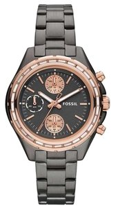 Fossil Fossil Women's Dylan Stainless Steel Watch