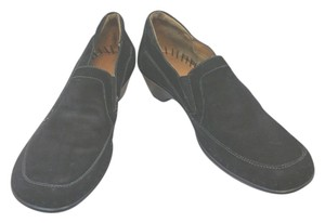 Easy Spirit Walking BLACK Flats