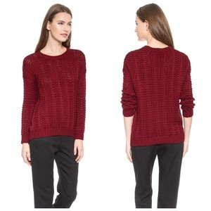Vince Crew Neck Cotton Sweater