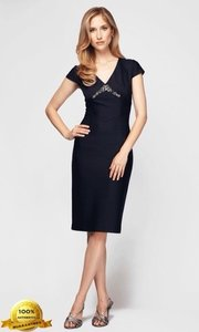 Alex Evenings Navy 138038 Dress