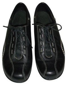 Clarks Black Athletic