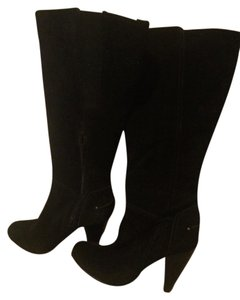 Jessica Simpson Black suede Boots