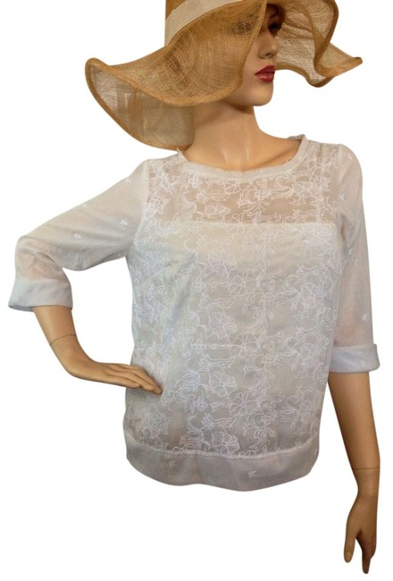 Preload https://item2.tradesy.com/images/cynthia-rowley-white-2-pc-night-out-top-size-6-s-1117936-0-0.jpg?width=400&height=650