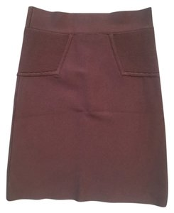 BCBGMAXAZRIA Mini Skirt Brown, mocha