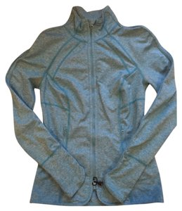 Zella Zella Sky Blue Gym Jacket