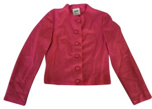 Moschino Hot bright pink Blazer