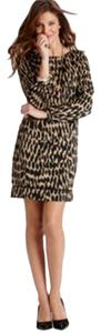 Ann Taylor LOFT Animal Print Dress