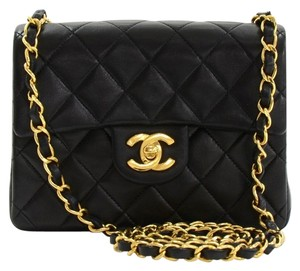 Chanel Mini Mini Lambskin Mini Lambskin Mini Mini Flap Cross Body Bag