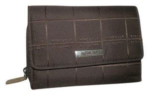 Nine West NINE WEST Brown Tri-fold Wallet
