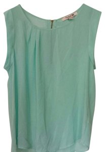 Forever 21 Top Turquoise