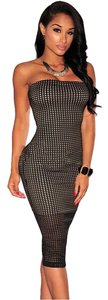 Hot Miami Styles Bodycon Lace Dress