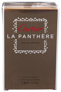 Cartier La Panthere Eau de Parfum 2.5oz/75ml NEW