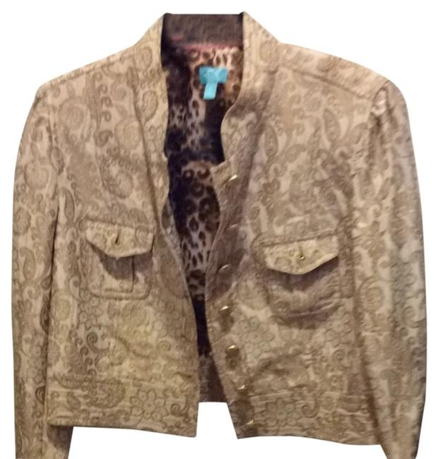Classiques Entier SEVERAL VARIATIONS OF GOLD. Jacket