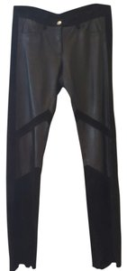 Derek Lam Boot Cut Pants Black