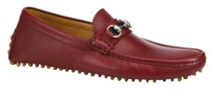 Gucci STR. Red Flats