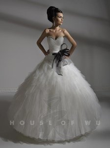House Of Wu 19897 Wedding Dress