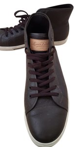 Louis Vuitton High Top Men Brown Athletic