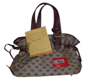 Doney & Bourke Tote in Brown