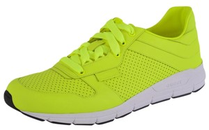 Gucci Men's Snekaers Yellow Athletic