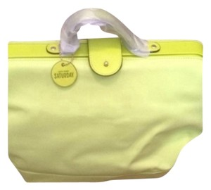 Kate Spade Satchel in Chartreuse