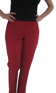 The Limited Capris Two Pairs - Red and Brown