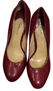 Gianni Bini Red Platforms
