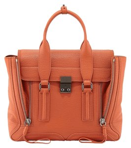 3.1 Phillip Lim Satchel in Persimmon