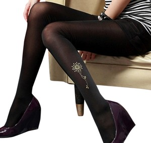 Other Fashion Tights/Pantyhose - Golden Sunflower