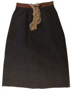 Dolce&Gabbana Skirt Charcoal