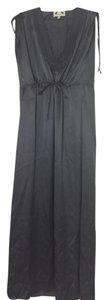 Purple/Grey Maxi Dress by Robin