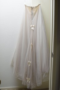 Monique Lhuillier Celine Skirt Wedding Dress