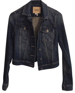 Paige Denim Denim Womens Jean Jacket