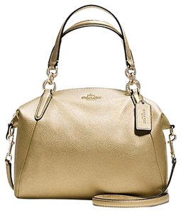 Coach Kelesy 36675 Satchel in Gold