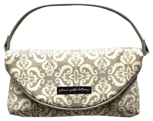 Item - Item # Ccgl-00-179 Afternoon In Amsterdam 878927006890 Gray & White Glazed Diaper Bag