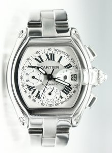 Cartier * Cartier Roadster Stainless Steel Chronograph