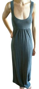 gray Maxi Dress by James Perse