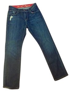 CJ by Cookie Johnson Boyfriend Cut Jeans