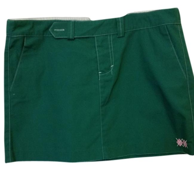 Item - Kelly Green Quality Crafted Skirt Size 8 (M, 29, 30)