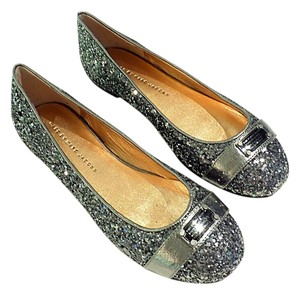 Marc by Marc Jacobs grey Flats