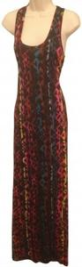 multi Maxi Dress by Planet Gold
