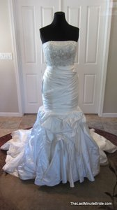 Casablanca B070 Wedding Dress