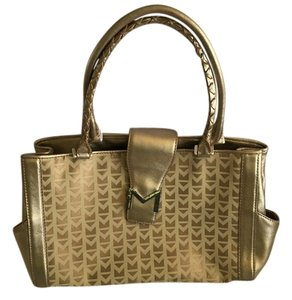 Michael Kors Satchel in Khaki